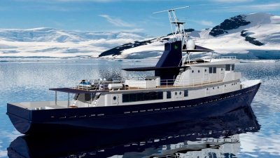 Яхта Antares 41m