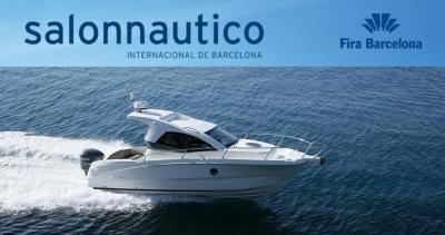 выставка яхт в Барселоне